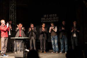 Auld Reekie Magic Cabaret Feb 2014