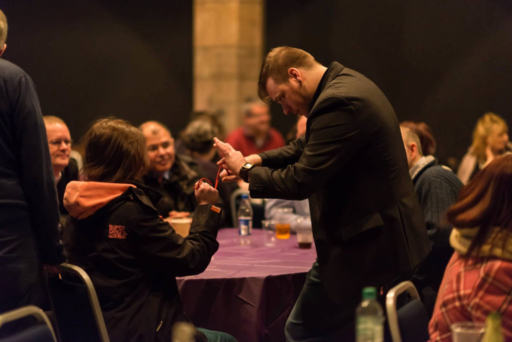 Magician Bristol, Wedding, Party, Corporate Event, Office Party