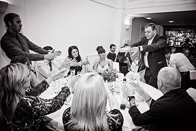 Corporate Events Magician Image