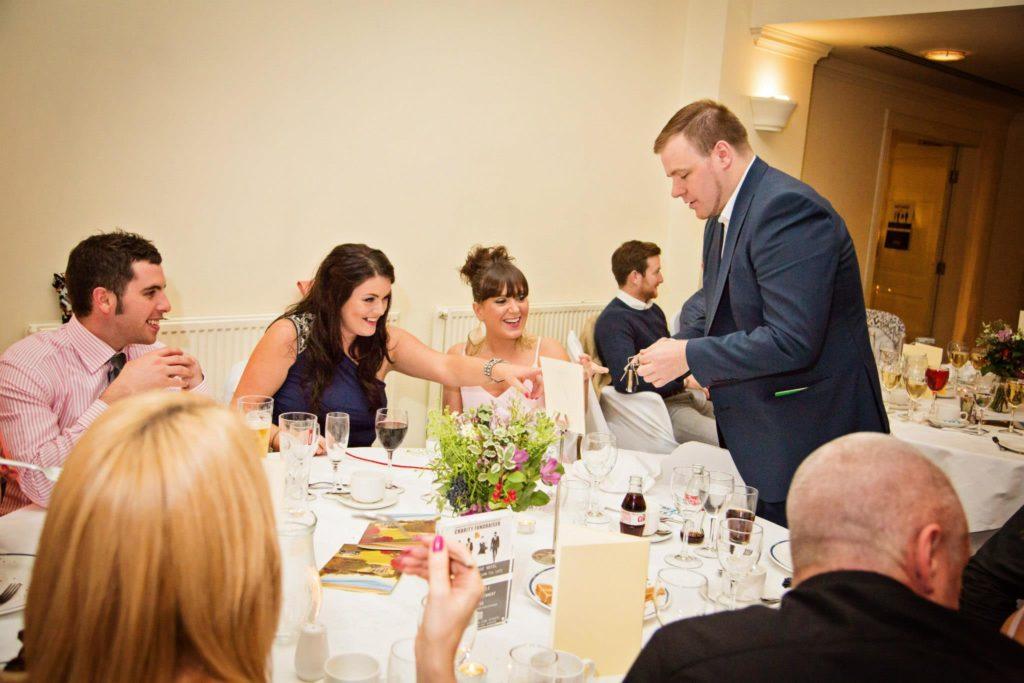 Magician Edinburgh, Wedding, Party, Corporate