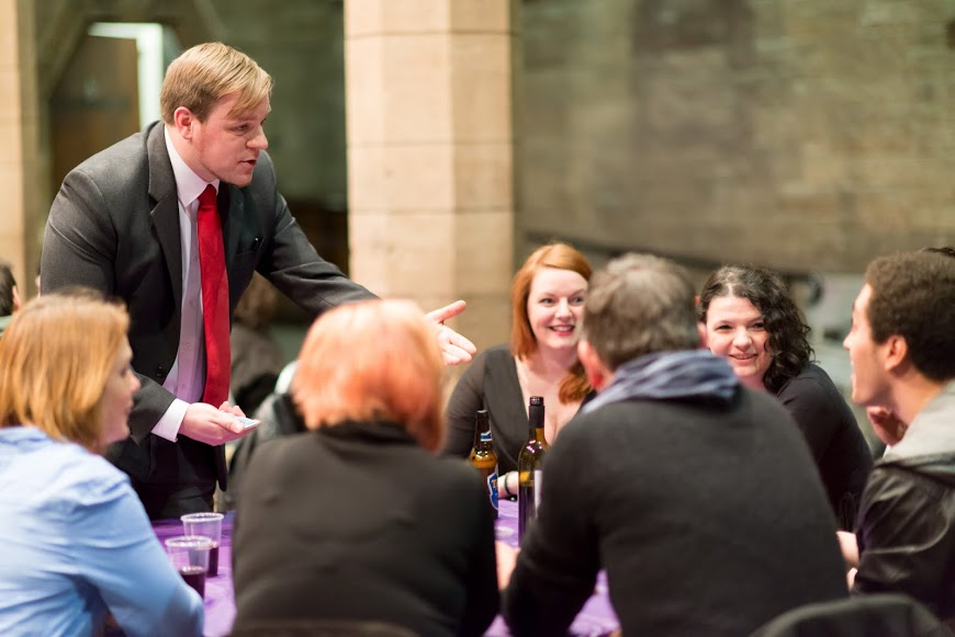 Magician For Hire Glasgow