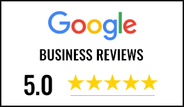 Google Reviews - 5 Stars