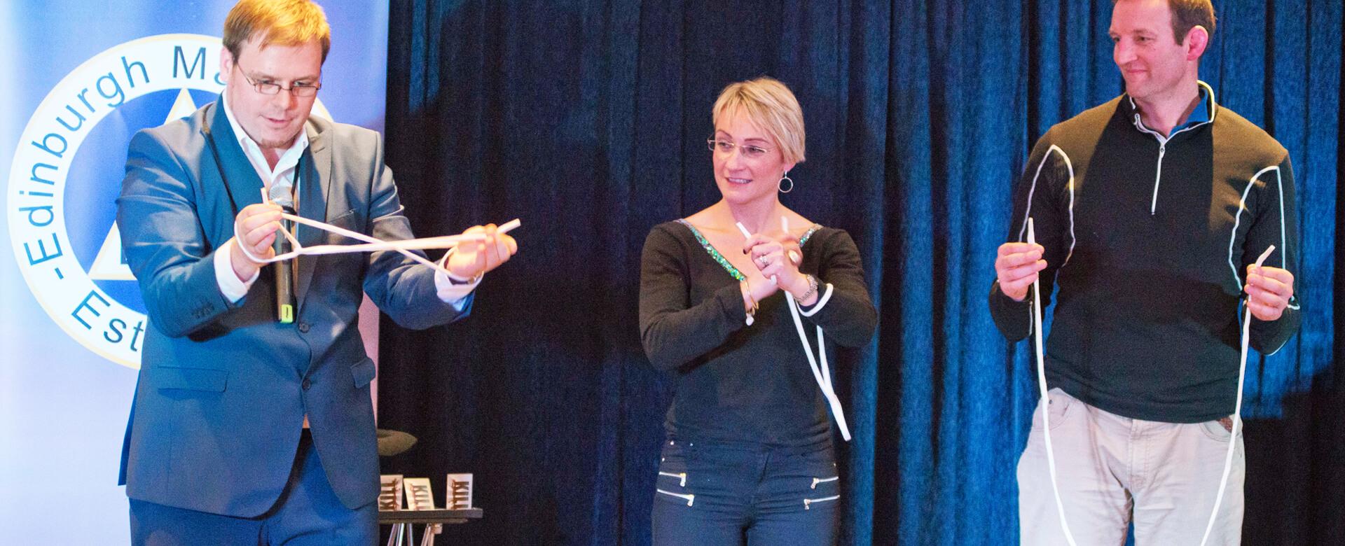 Dave Reubens - Magician Edinburgh | Magician Glasgow | Magician Scotland
