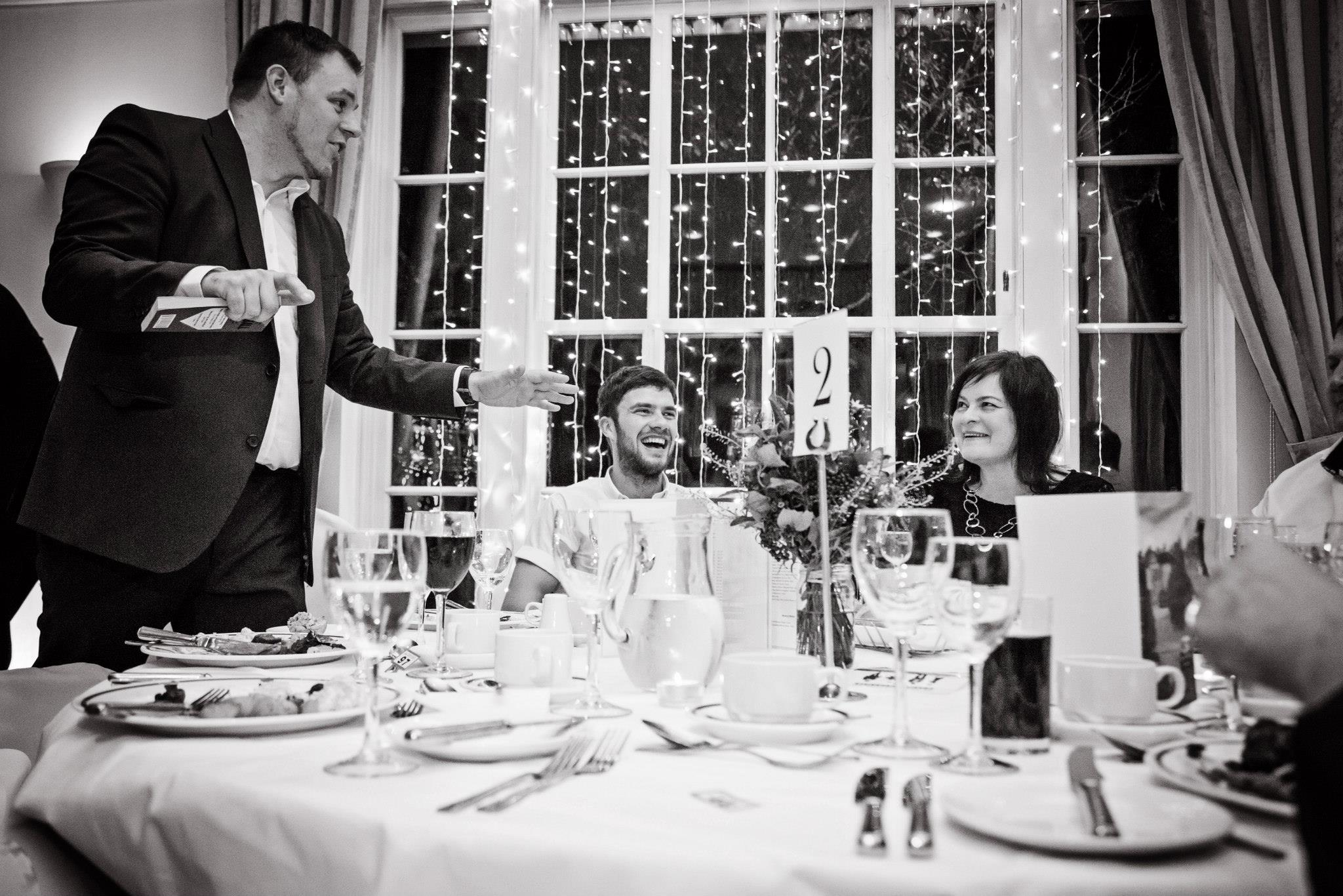 Guests Enjoying The Magic